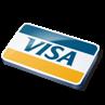 Мы принимаем как наличные деньги, так и пластиковые карты VISA и MasterCard